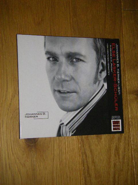 Auszüge aus 'Prosa' - von den Nazis verboten (CD) - Lasker-Schüler, Else/Kerner, Johannes B.