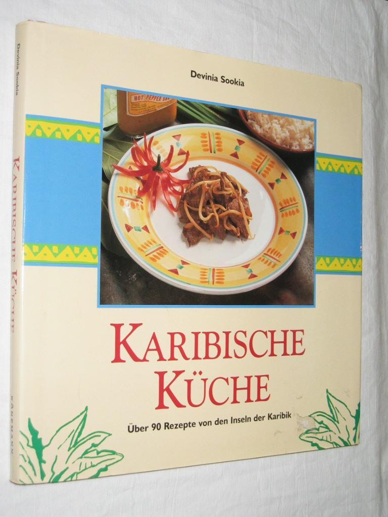karibische küche rezepte inseln karibik von devinia sookia - ZVAB