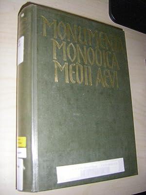 Monumenta Monodica Medii Aevi. Band XII: Trouveres-Melodien: Werf, Hendrik van