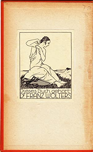 ExLibris Dr. Franz Wolters