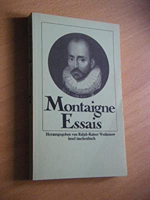 Essais: Montaigne, Michel de