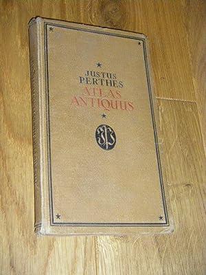 Justus Perthes' Atlas Antiquus. Taschen-Atlas der Alten: Kampen, Alb. van