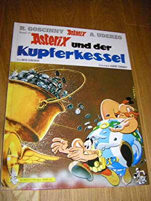 Asterix Bd. 13: Asterix und der Kupferkessel: Uderzo, Albert/Goscinny, Rene