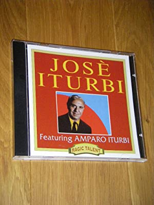 Jose Iturbi (Klaviermusik) (CD): Iturbi, Jose/Iturbi, Amparo/Rochester