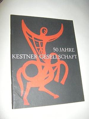 50 Jahre Kestner-Gesellschaft. Feier am 26. November: Kestner-Gesellschaft e. V.