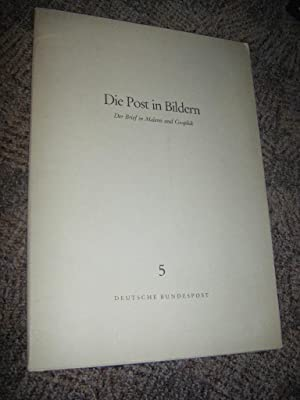 Die Post in Bildern 5. Der Brief in Malerei und Graphik