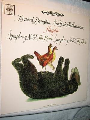 Symphony No. 82 The Bear/Symphony No. 83,: Haydn, Joseph/The New