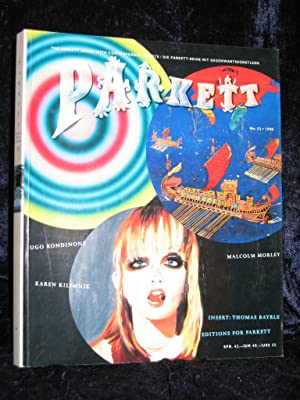 Parkett No. 52/1998. The Parkett Series With