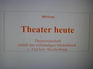 Witwenverbrennung (in Theater heute 10 Oktober 1980): Graser, Jörg