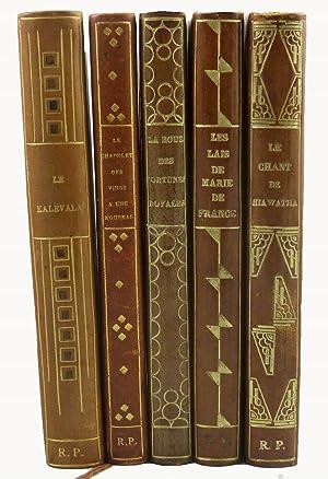 Le Kalevala, Le chapelet des vingt et: GUYOT (Charles), MARAVAL-BERTHOIN