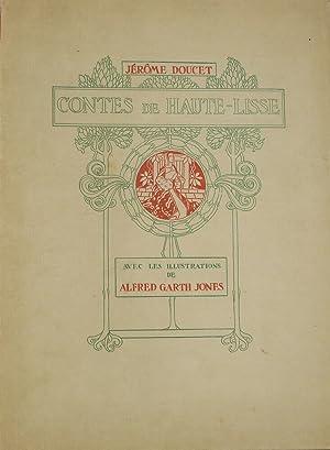 Contes de Haute-Lisse -: DOUCET (Jérôme)