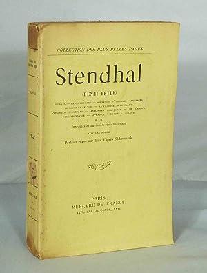 Stendhal (Henri Beyle) -: STENDHAL