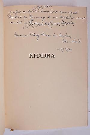 Khadra, danseuse Ouled Nail -: SLIMAN BEN IBRAHIM