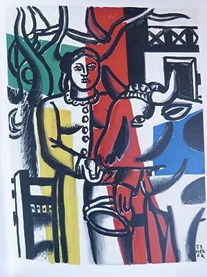 Entretien de Fernand Léger avec Blaise Cendrars: CENDRARS (Blaise)
