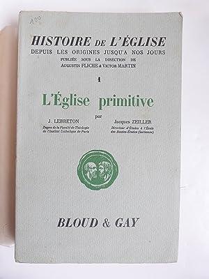 Histoire de l'Église depuis les origines jusqu'à: FLICHE (Augustin), MARTIN