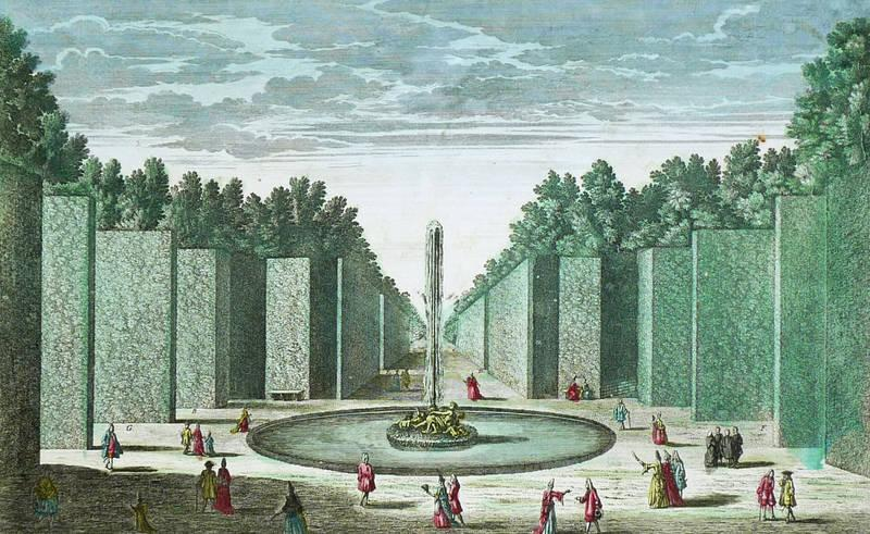 Versailles Ansicht Park