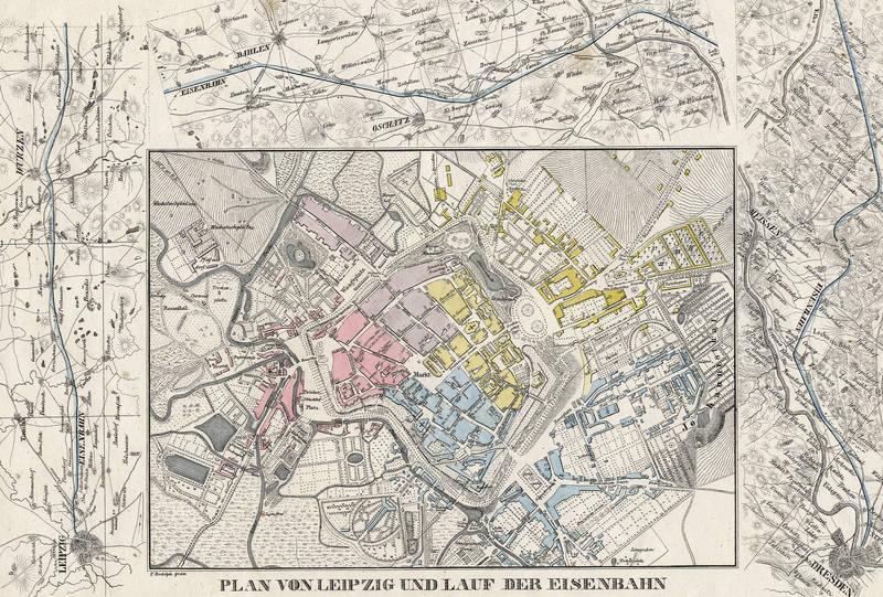 Briefe & Kartenposten Karte Aus Berlin S 42 Nach Leipzig 1884 Diverse Philatelie