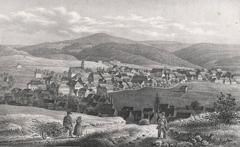 Die Geschichte des Weilers ophelia