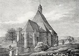 "Burkhardswalde. - Burkhardswalde-Munzig. - Sachsens Kirchen-Galerie. - ""Kirche zu ..."