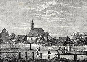 "Dresden. - Pillnitz. - Sachsens Kirchen-Galerie. - ""Kirche zum Heiligen Geist in Dresden""..."