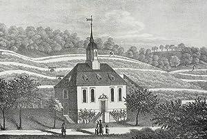 """Pillnitz. - Weinbergkirche. - Sachsens Kirchen-Galerie. - """"Kirche zu Pillnitz""""."""