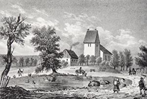 """Althen. - Leipzig. - Sachsens Kirchen-Galerie. - """"Althen""""."""