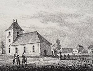 """Baalsdorf. - Leipzig. - Sachsens Kirchen-Galerie. - """"Baalsdorf""""."""