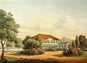 """Steinhagen. - Rittergut Patthorst. - Duncker. - """"Patthorst"""".: Alexander Friedrich Wilhelm..."""