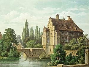 """Ahlen. - Haus Vorhelm. - Duncker. - """"Vorhelm"""".: Alexander Friedrich Wilhelm Duncker"""