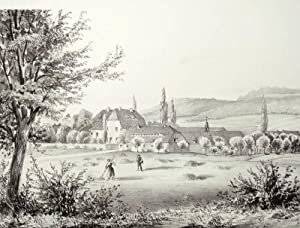 "Halbendorf in Guttau. - Rittergut. - Poenicke. - ""Halbendorf"".: Gustav Adolph Poenicke"