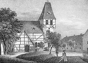 "Lindenau. - Leipzig. - Sachsens Kirchen-Galerie. - ""Lindenau""."