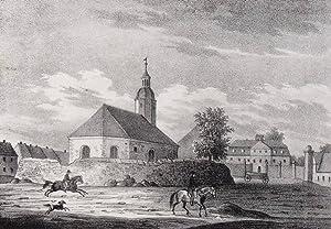 """Lößnig. - Leipzig. - Sachsens Kirchen-Galerie. - """"Lößnig""""."""