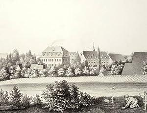 "Kleinmilkau bei Erlau. - Rittergut. - Poenicke. - ""Kleinmilkau"".: Gustav Adolph Poenicke"