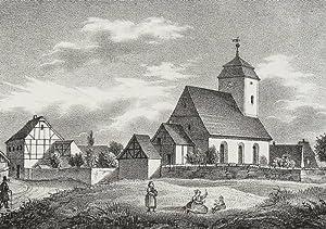 "Portitz. - Leipzig. - Sachsens Kirchen-Galerie. - ""Portitz""."