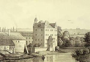 """Schweta bei Döbeln. - Schloss. - Poenicke. - """"Schweta"""".: Gustav Adolph Poenicke"""