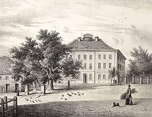 "Paunsdorf. - Rittergut. - Poenicke. - ""Paunsdorf"".: Gustav Adolph Poenicke"