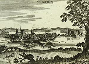 """Schwerin. - Gesamtansicht. - """"Schwerin""""."""