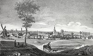 "Calbitz (Wermsdorf). - Gesamtansicht. - Sachsens Kirchen-Galerie. - ""Calbitz""."