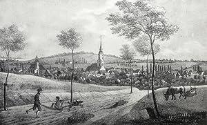 """Mügeln. - Gesamtansicht. - Sachsens Kirchen-Galerie. - """"Mügeln""""."""