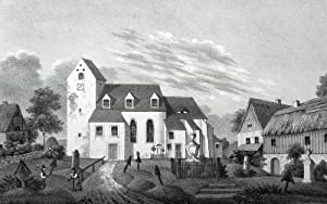 "Großschirma. - Teilansicht. - Sachsens Kirchen-Galerie. - ""Großschirma""."