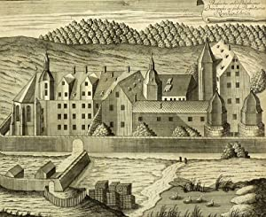 "Reinhardsbrunn. - Schloss. - ""Prospectus aedis Palatiique Principalis acfedis Praefecturae ..."