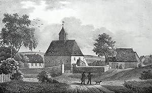 "Lippersdorf (Lengefeld). - Teilansicht. - Sachsens Kirchen-Galerie. - ""Lippersdorf""."