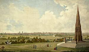 "Berlin. - Panoramaansicht. - ""Kreuzberg""."