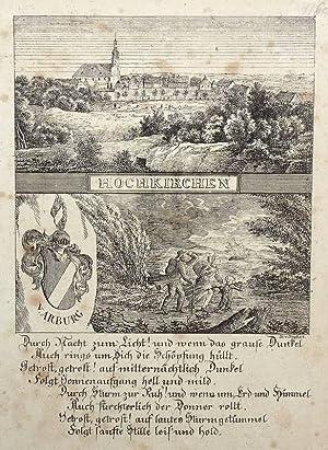 Hochkirch. - Bukecy. - Eckardtisches Tagebuch. -