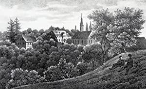 "Nenkersdorf (Frohburg). - Gesamtansicht. - Sachsens Kirchen-Galerie. - ""Nenkersdorf""."