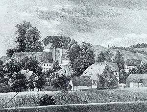 "Ottendorf-Okrilla. - Gesamtansicht. - Sachsens Kirchen-Galerie. - ""Ottendorf""."