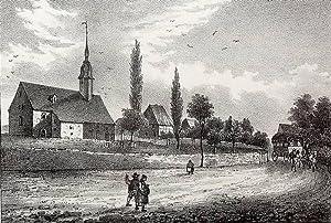 """Mittelbach (Chemnitz). - Gesamtansicht. - Sachsens Kirchen-Galerie. - """"Mittelbach""""."""