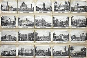 """Potsdam. - Sammelblatt. - """"Potsdam""""."""