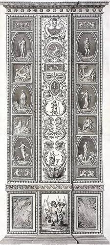 Ornamentika . - Pilaster - Teil 1,