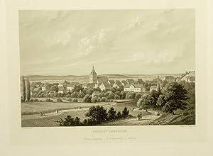 "Eberswalde. - Gesamtansicht. - ""Neustadt Eberswalde""."